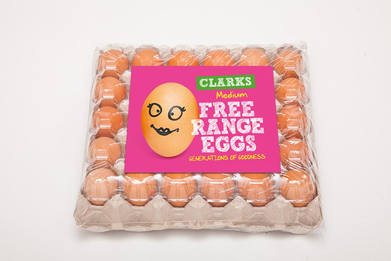 Free Range - Medium (30 eggs)