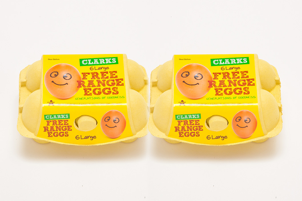 Free Range - Large 2x6 box (12 eggs)