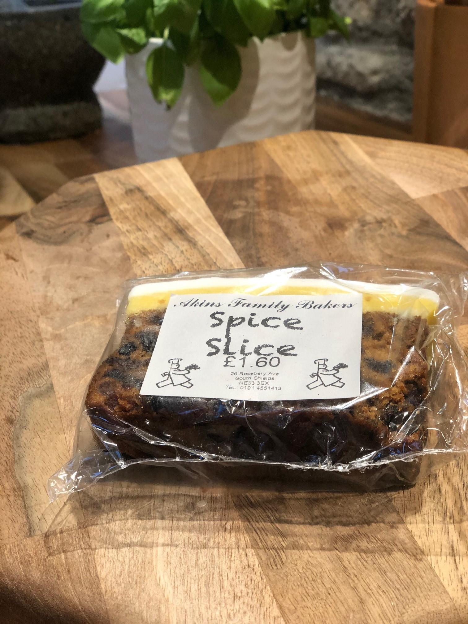 Akin's Spice Slice