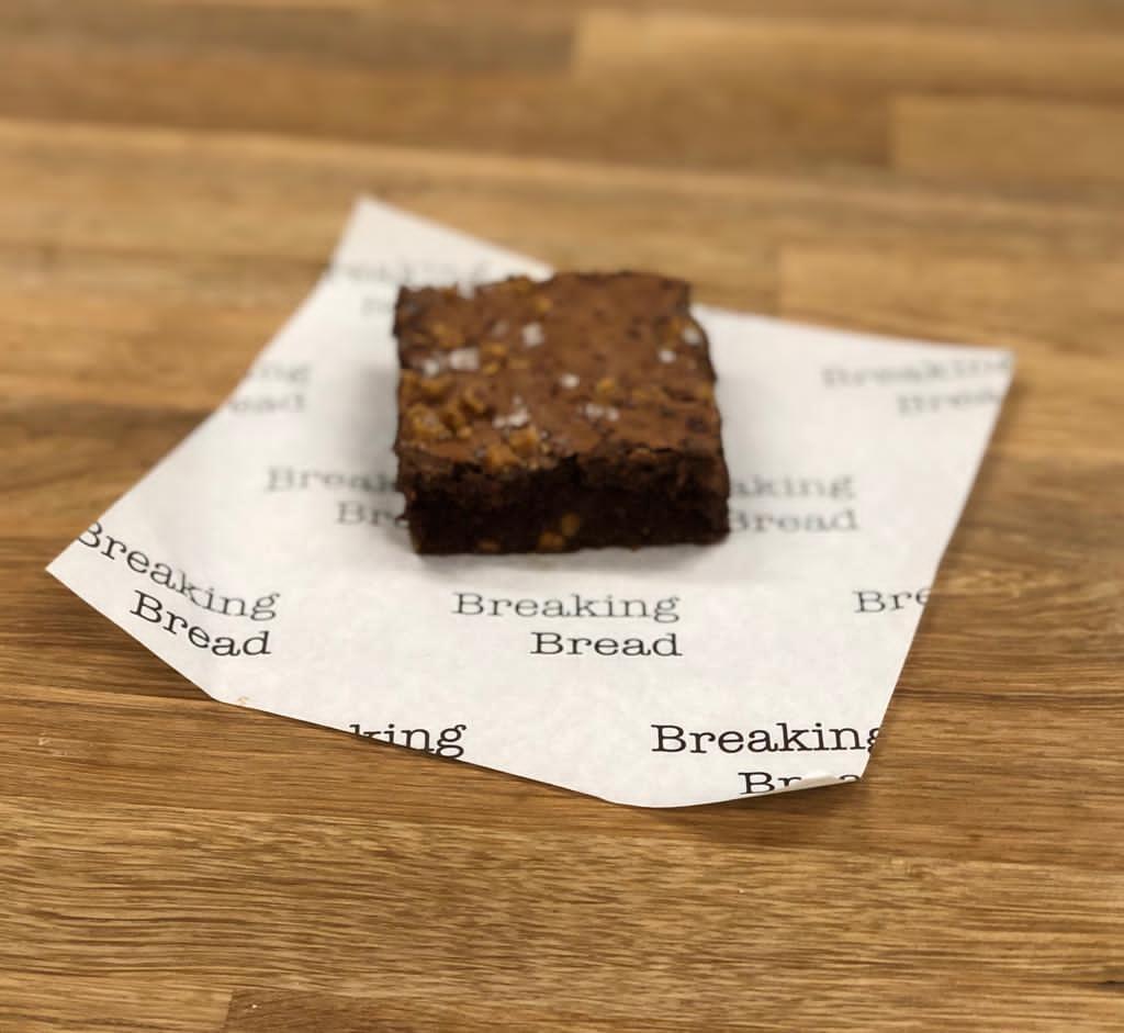 Breaking Bread Brownies