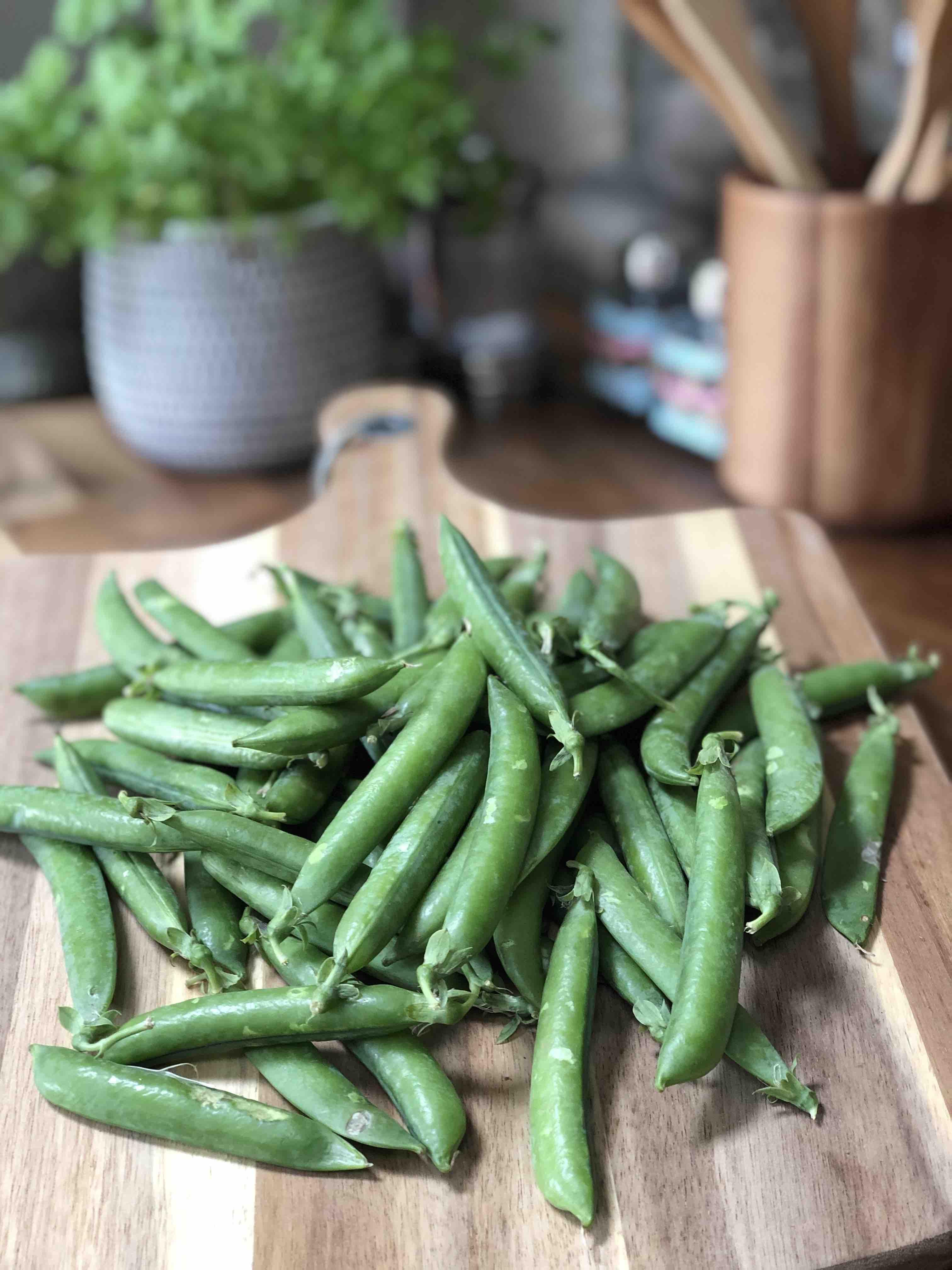Veg - Garden Peas (250g)