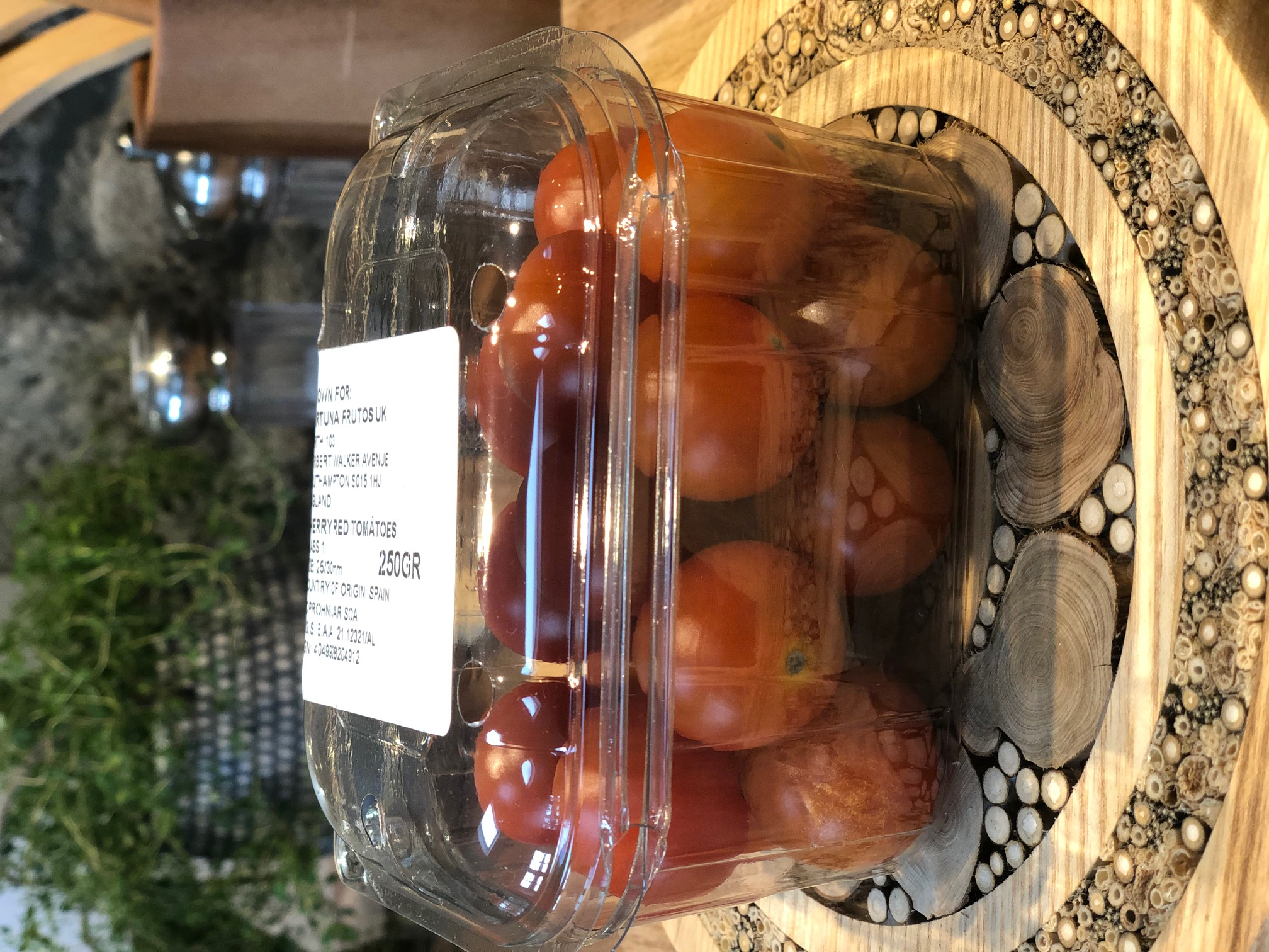 Salad - Cherry Tomatoes