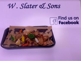 Slater's Salt & Pepper Chicken Stir Fry (400g)