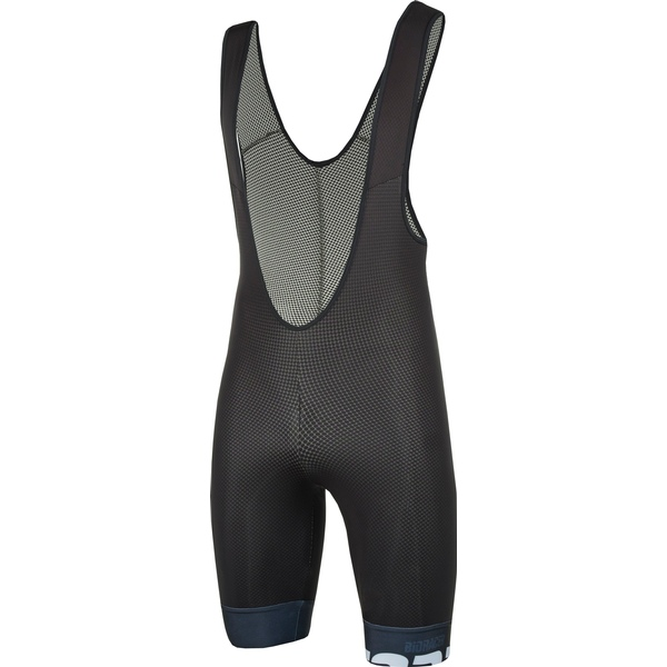 BIBSHORTS RACE PROVEN ONE COLD BLACK