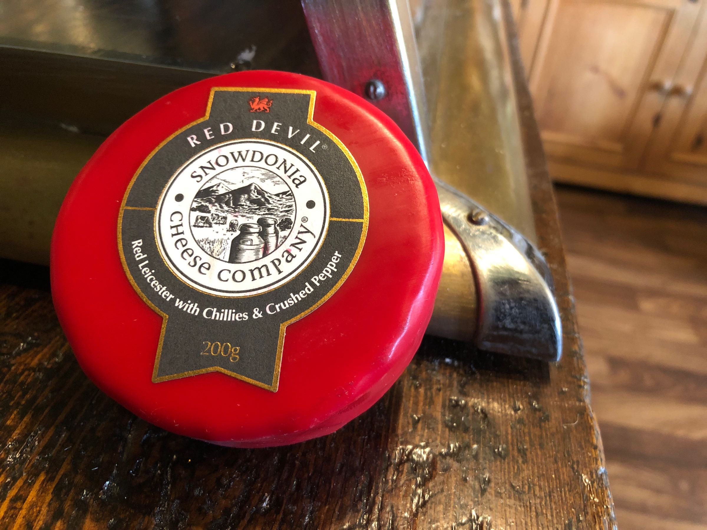 Snowdonia Cheese Co. Red Devil 200g