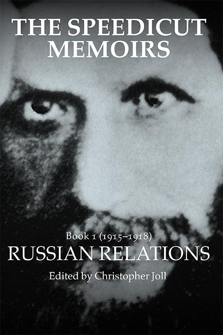 The Speedicut Memoirs - Book 1 (1915-1918).