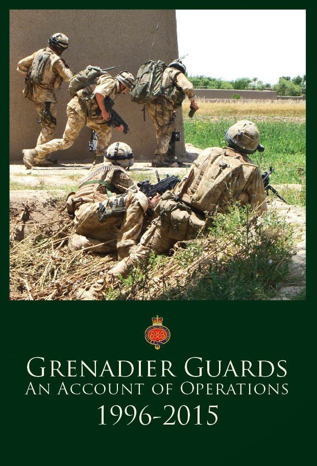 Grenadier Guards - Operations 1996-2015