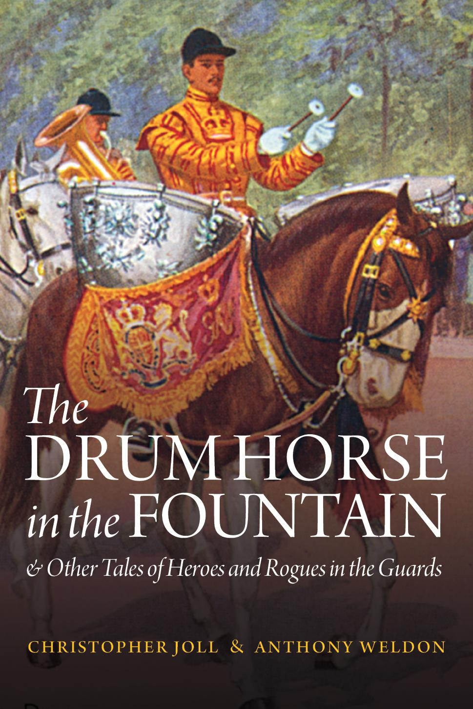 The Drum Horse in the Fountain