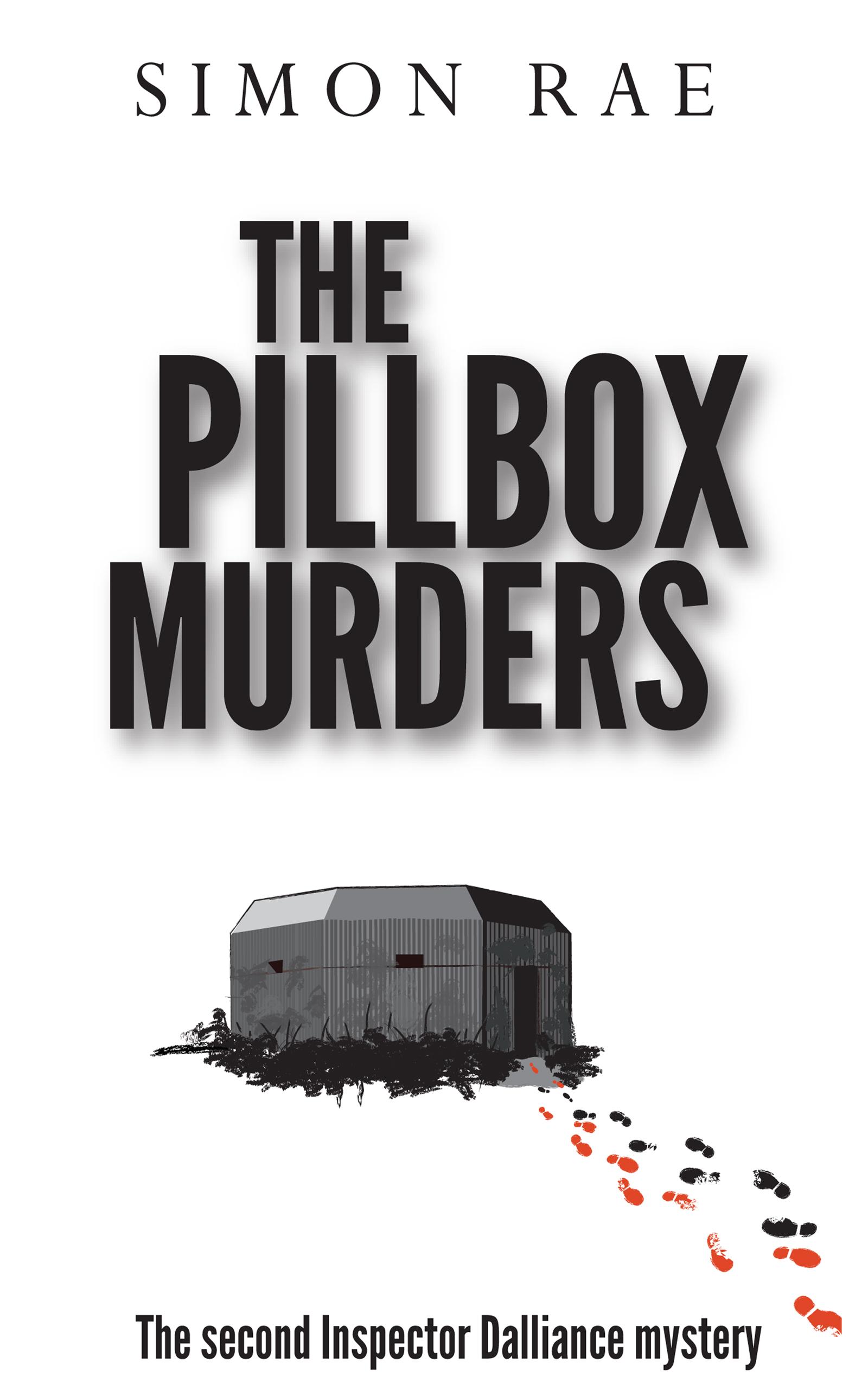 Inspector Dalliance - The Pillbox Murders