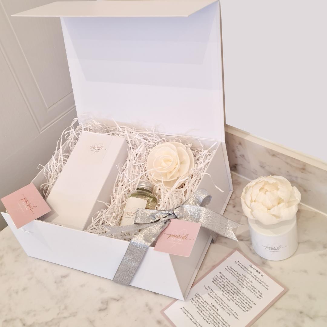 Flower Diffuser Gift Set