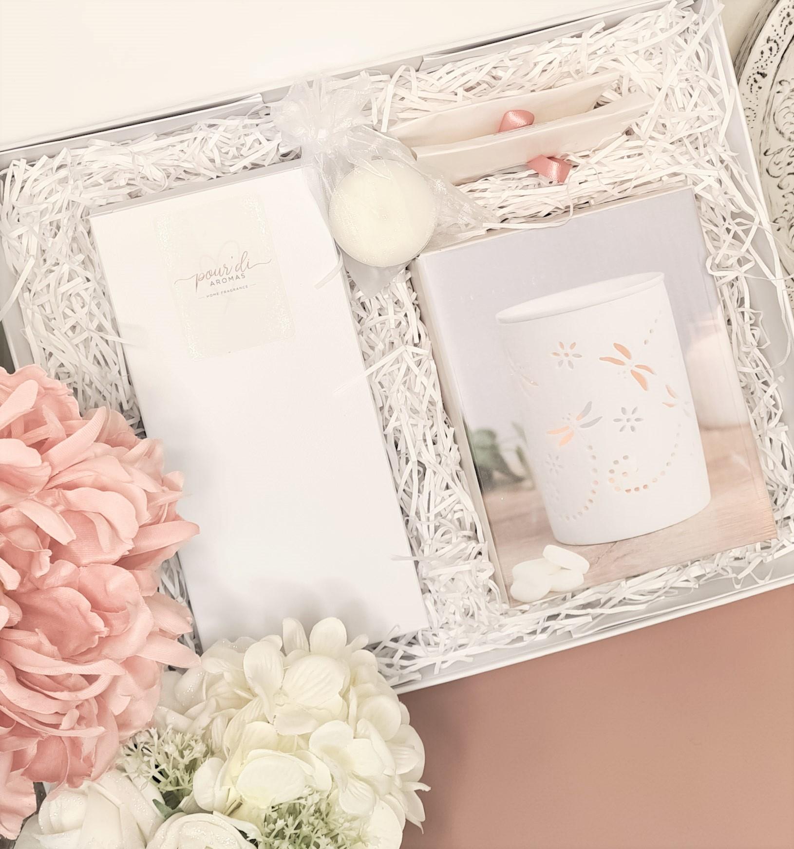 Diffuser & Wax Melt Gift Set
