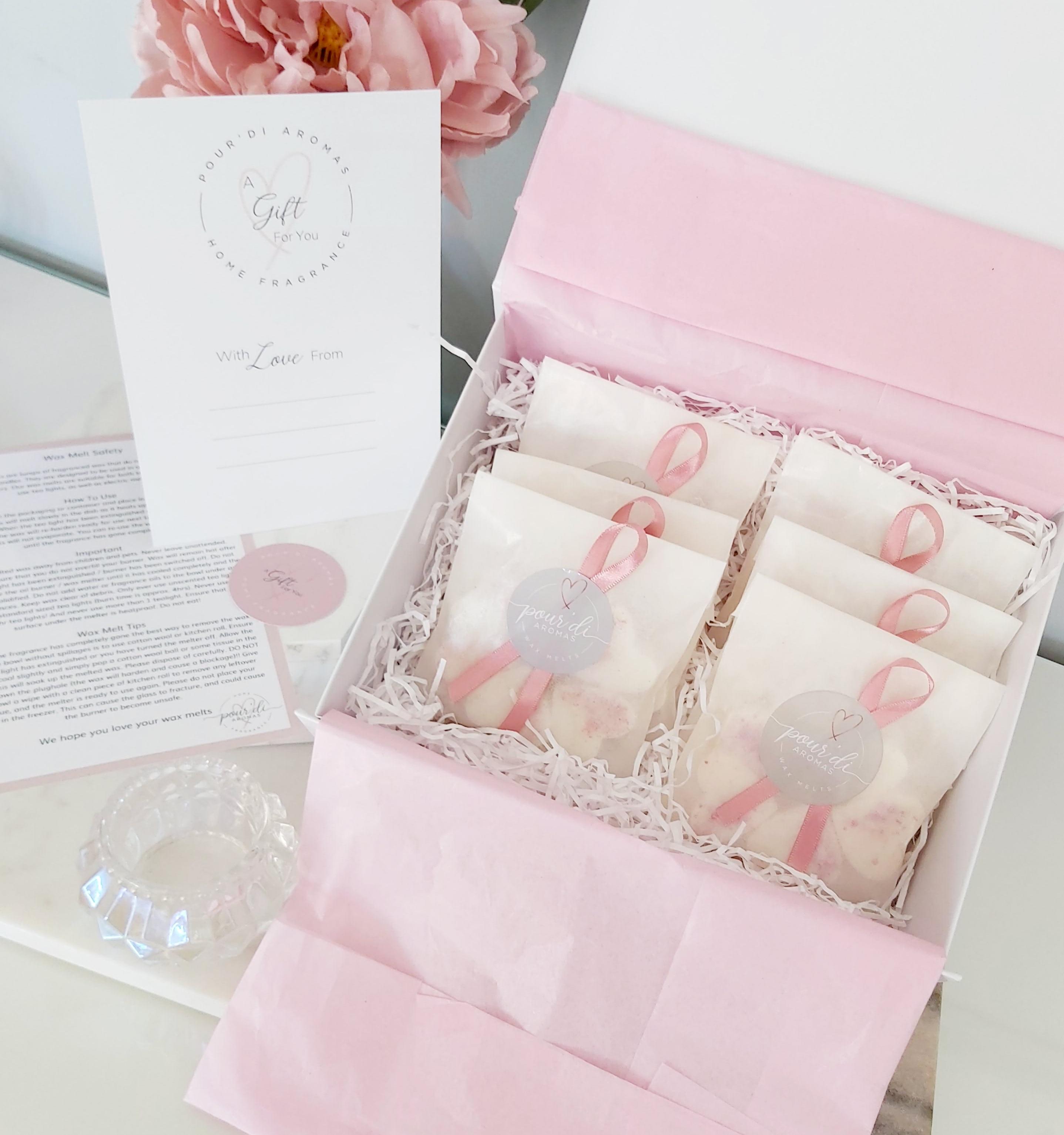 Summer Wax Melt Gift Box