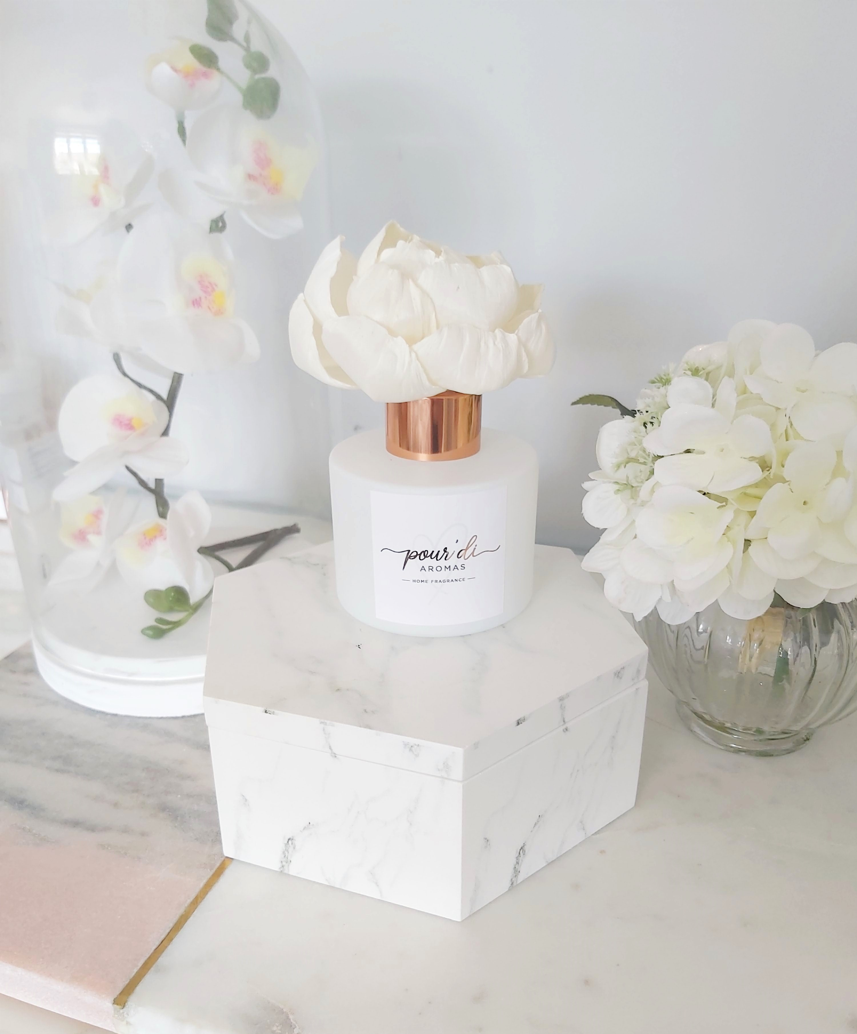 The Peony Diffuser
