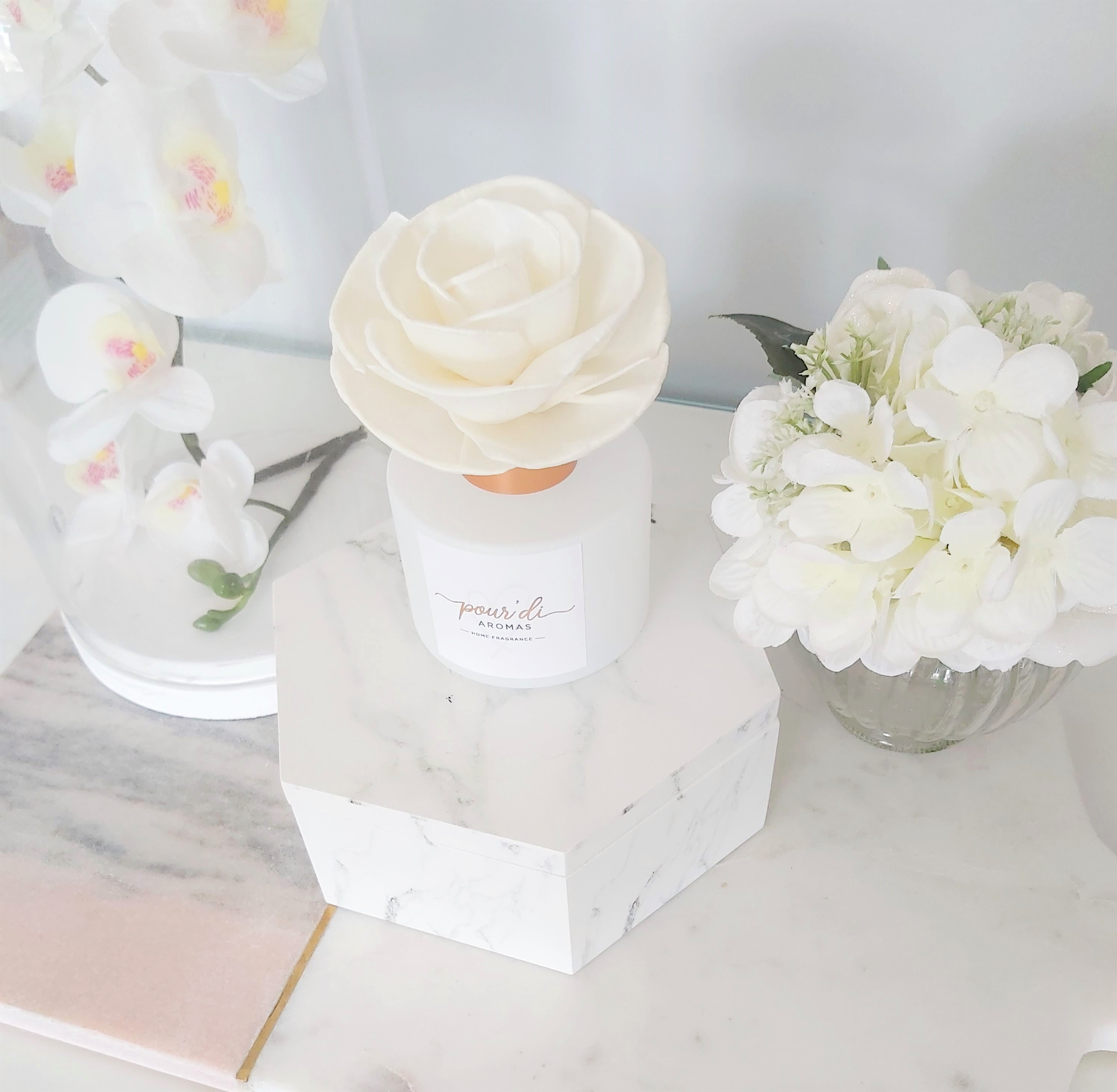 The Rose Diffuser