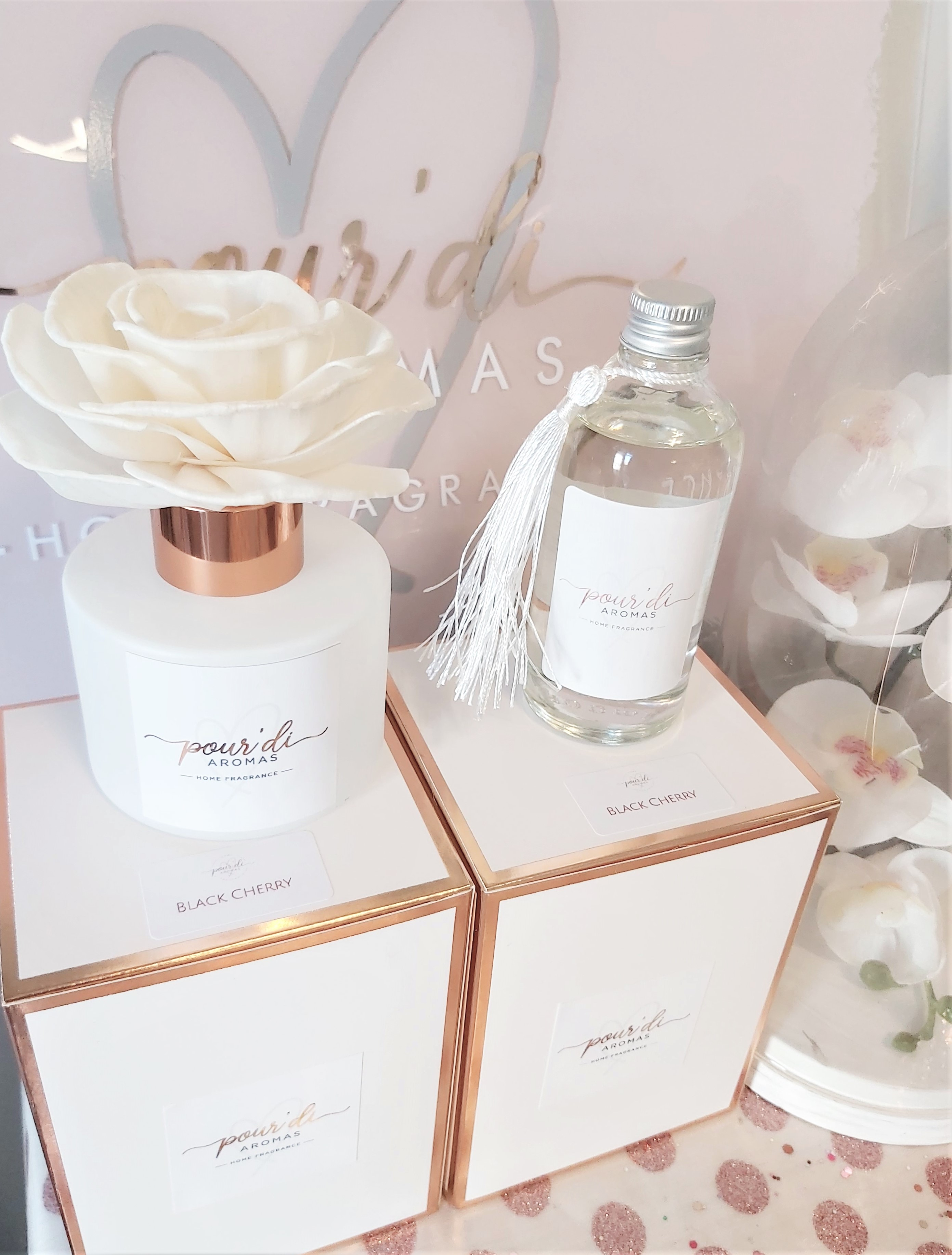 Autumn Edition Diffuser & Refill Set