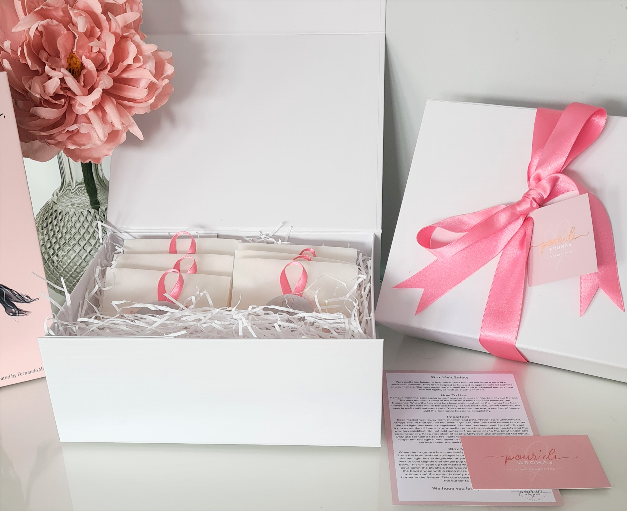 Romance Collection Gift Set