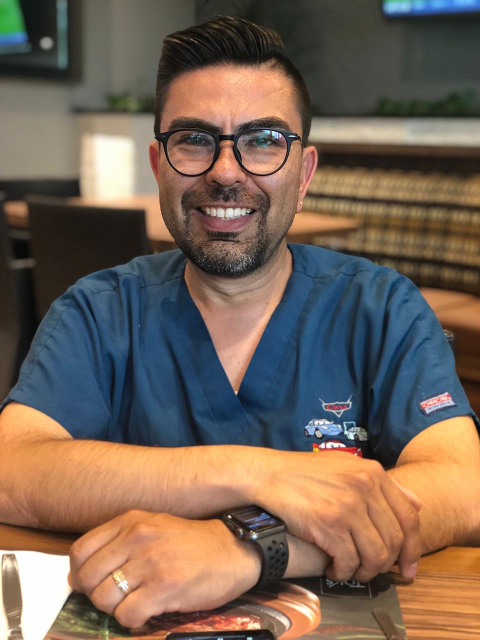Dr. Ismael Medina Orozco