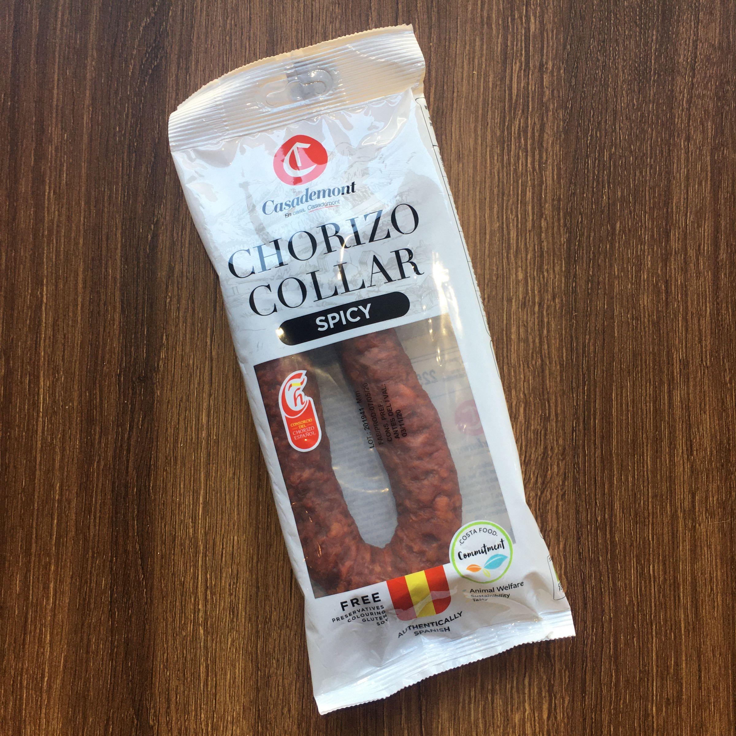 Chorizo Ring