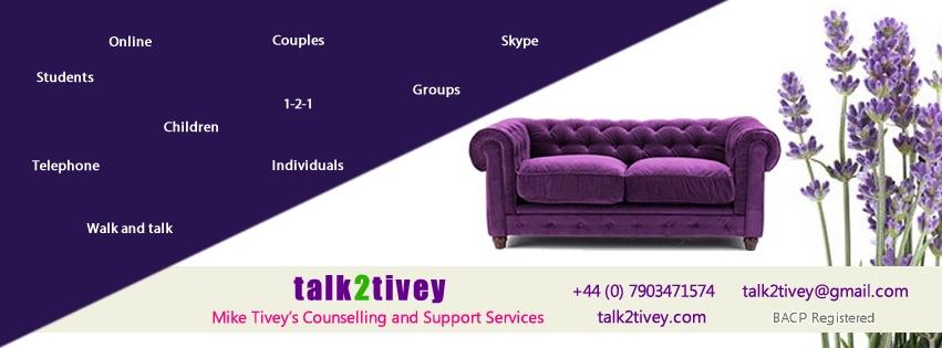 Talk2tivey counselling service