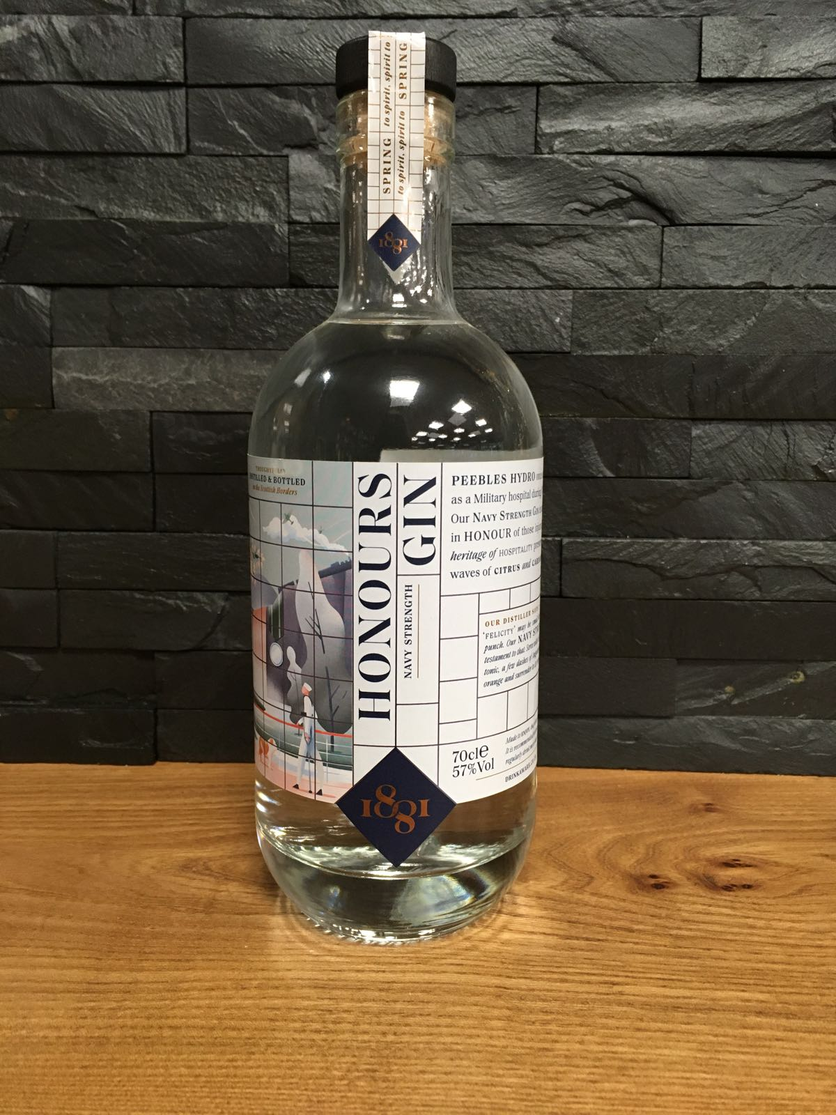 1881 Honours Gin 70cl