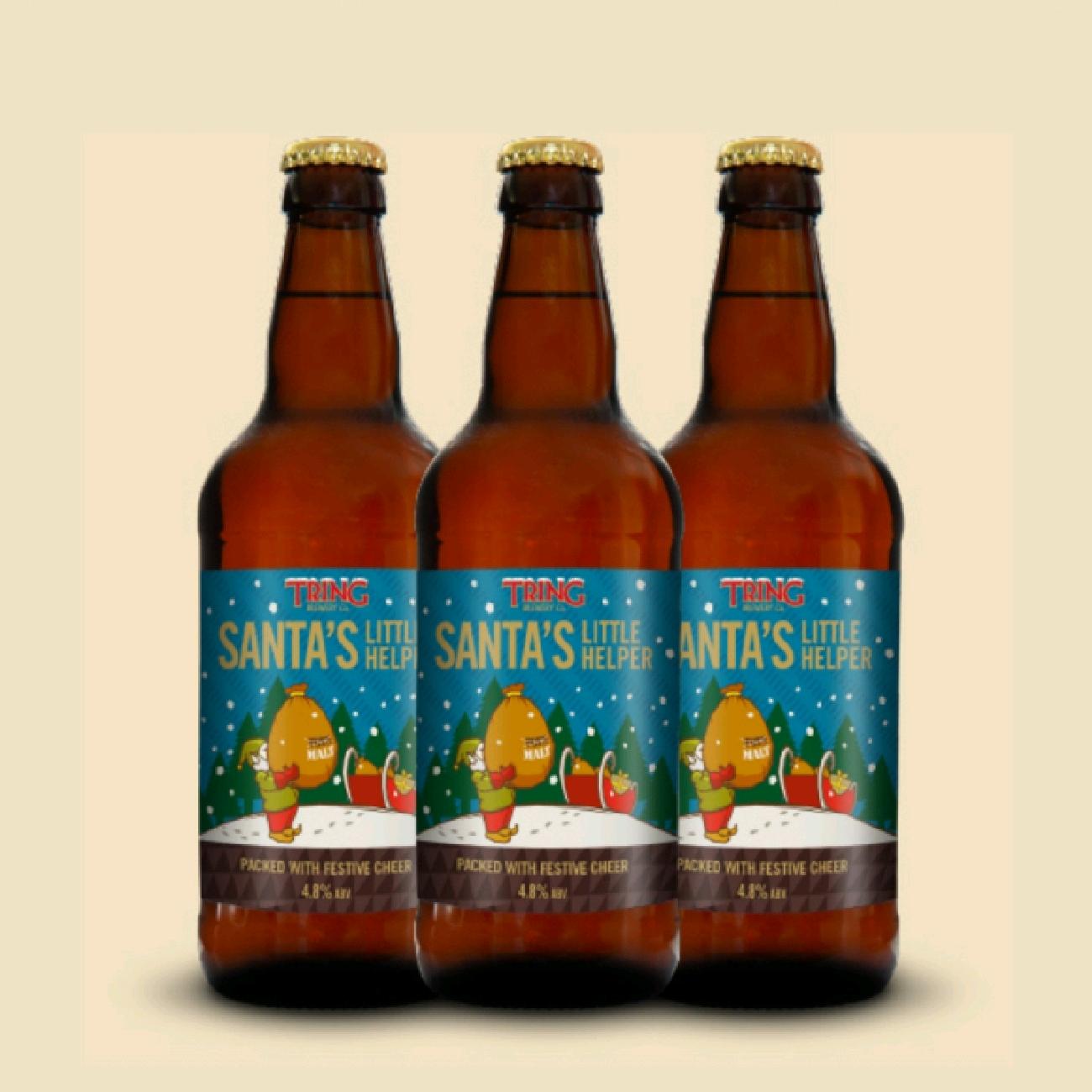 Santa's Little Helper (Tring Brewery)