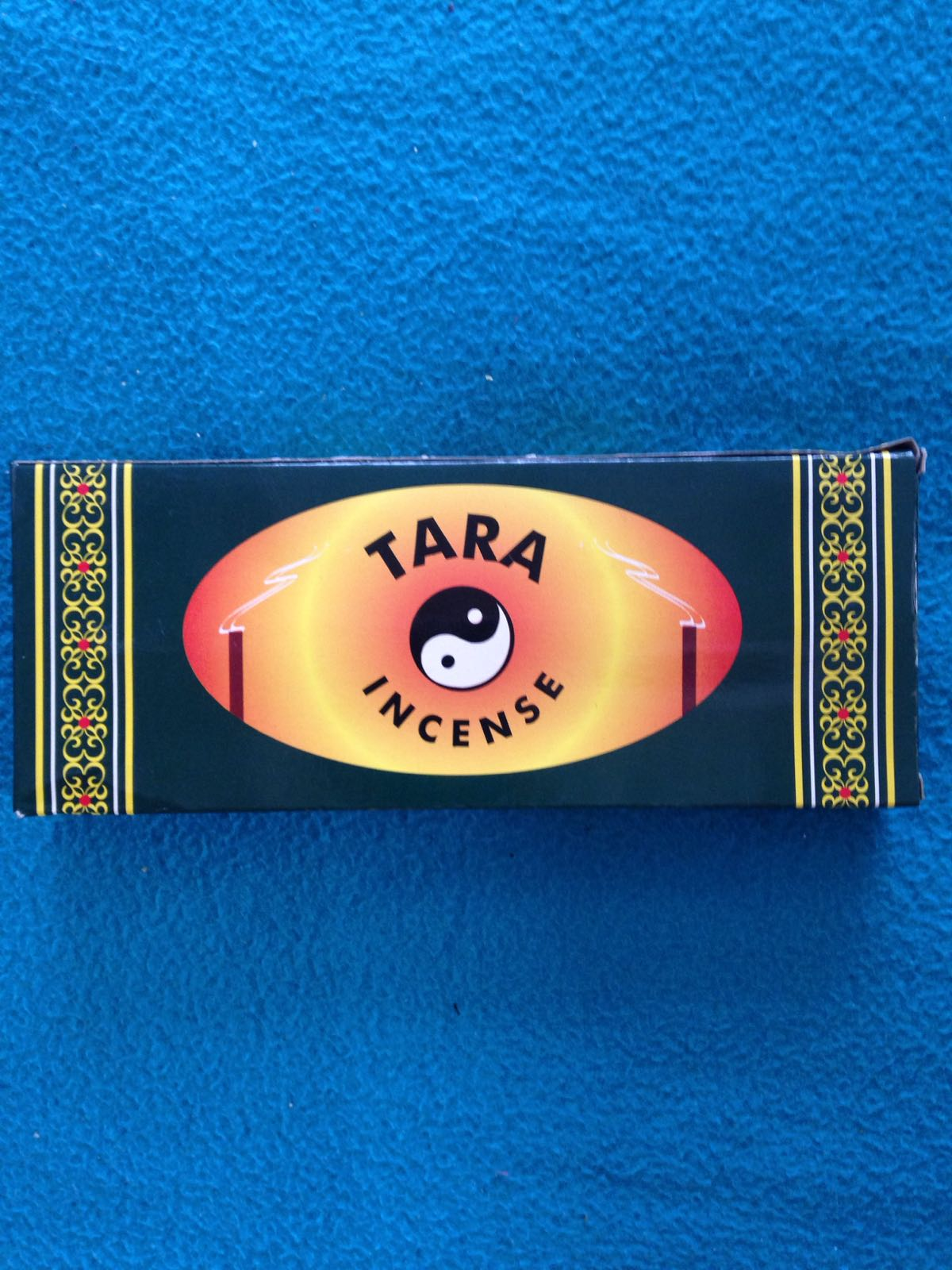 Tibetansk røkelse - Tara, Sakya Monastery, 3x pakk, kort