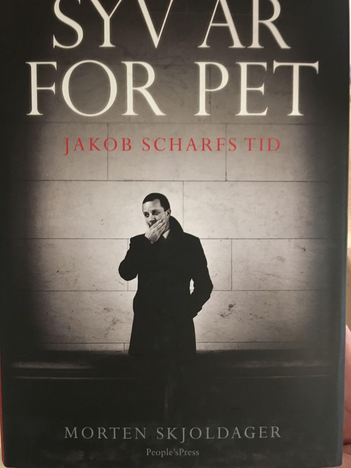 Syv år for PET af Jakob Scharff - 9788771594690