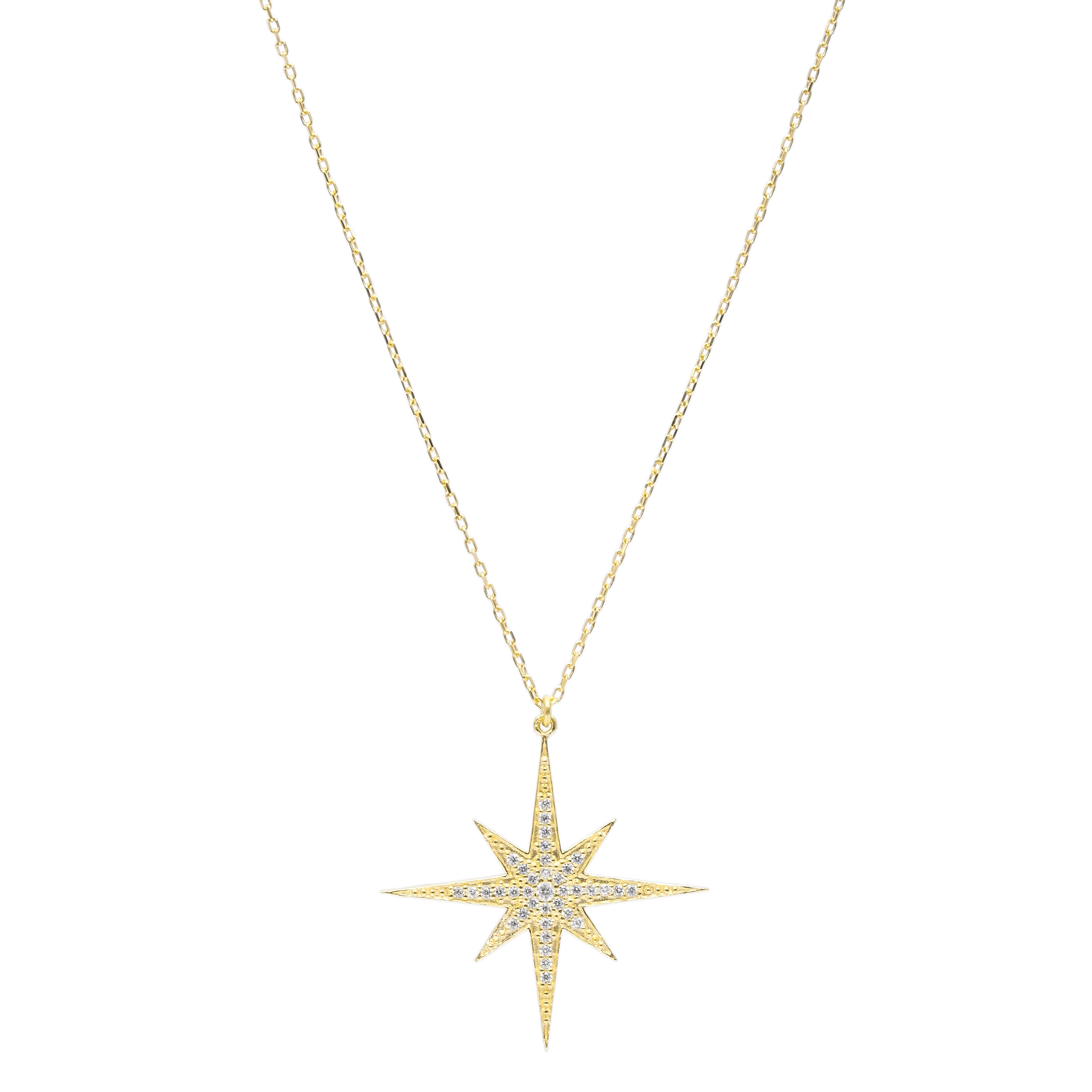 94YS star Necklace