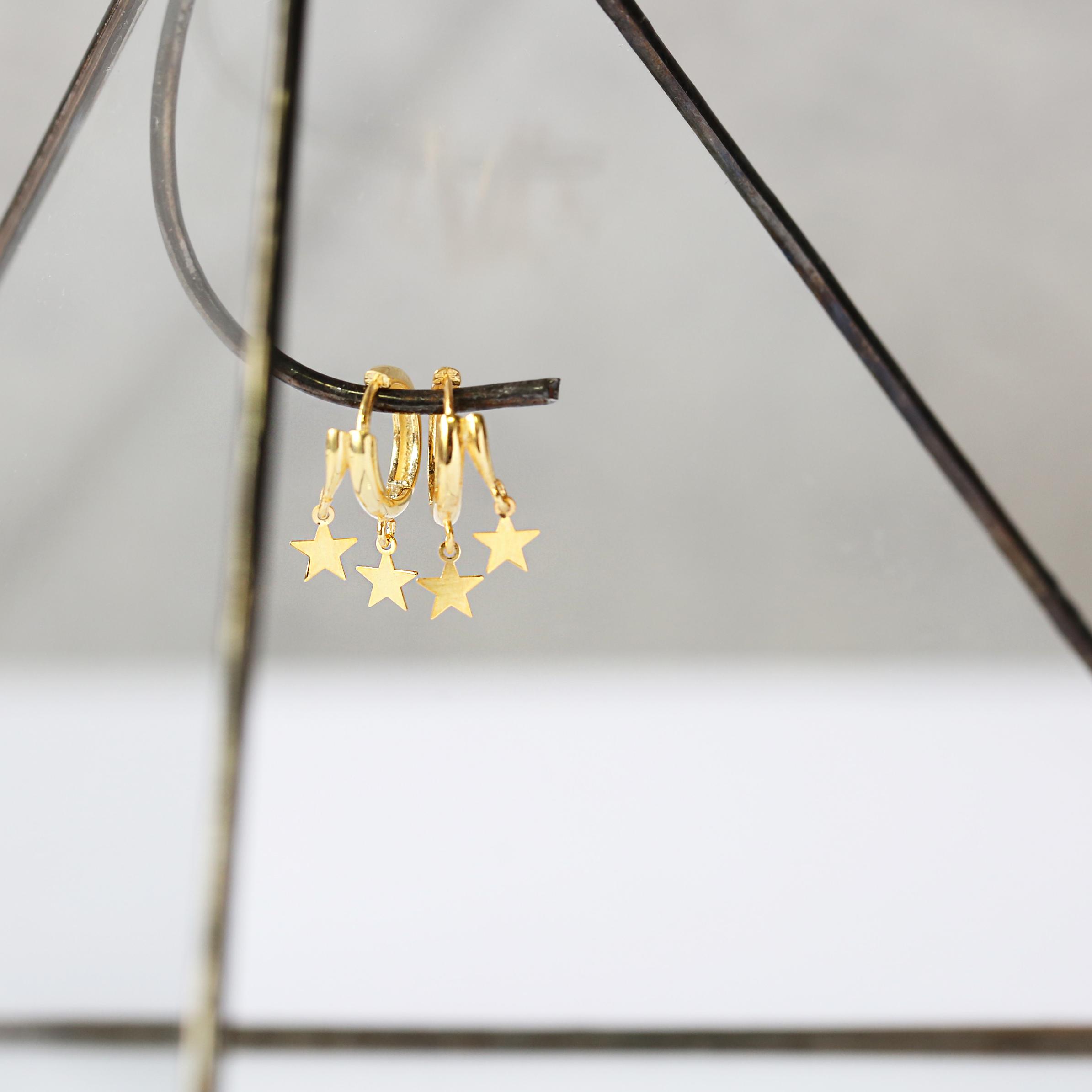 Star Hanging Huggies