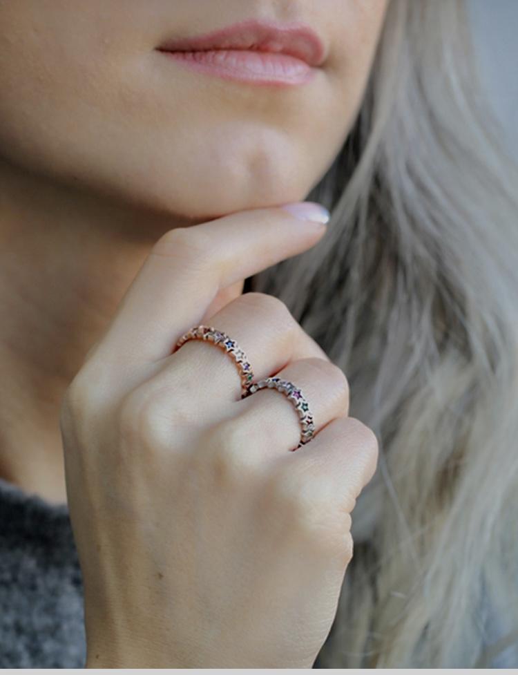 Luna star ring