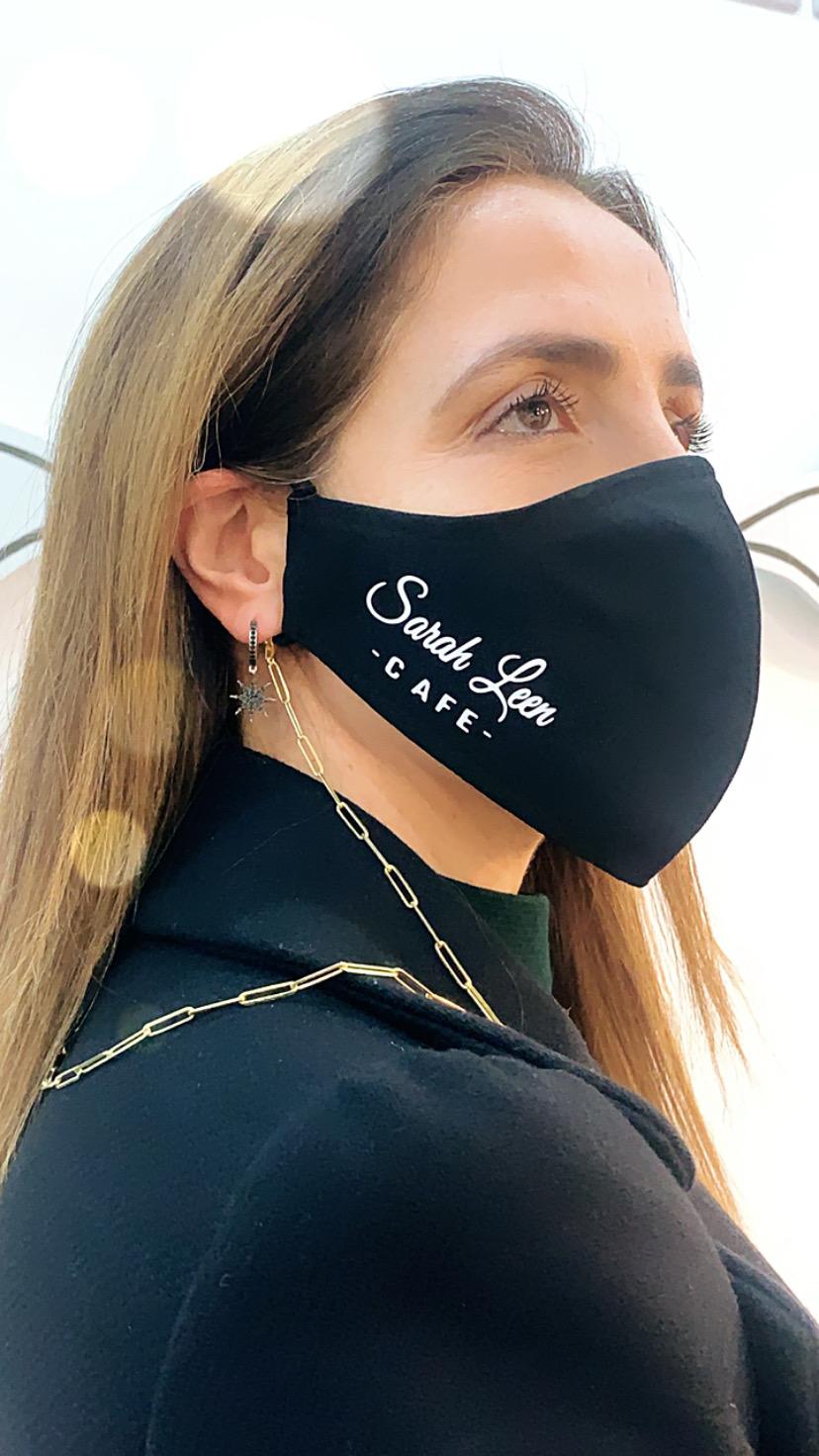 Mónaco mask chain