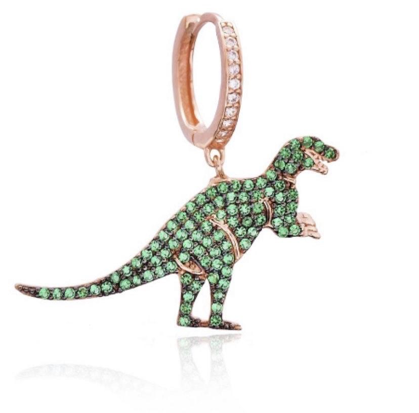 Dino Earring