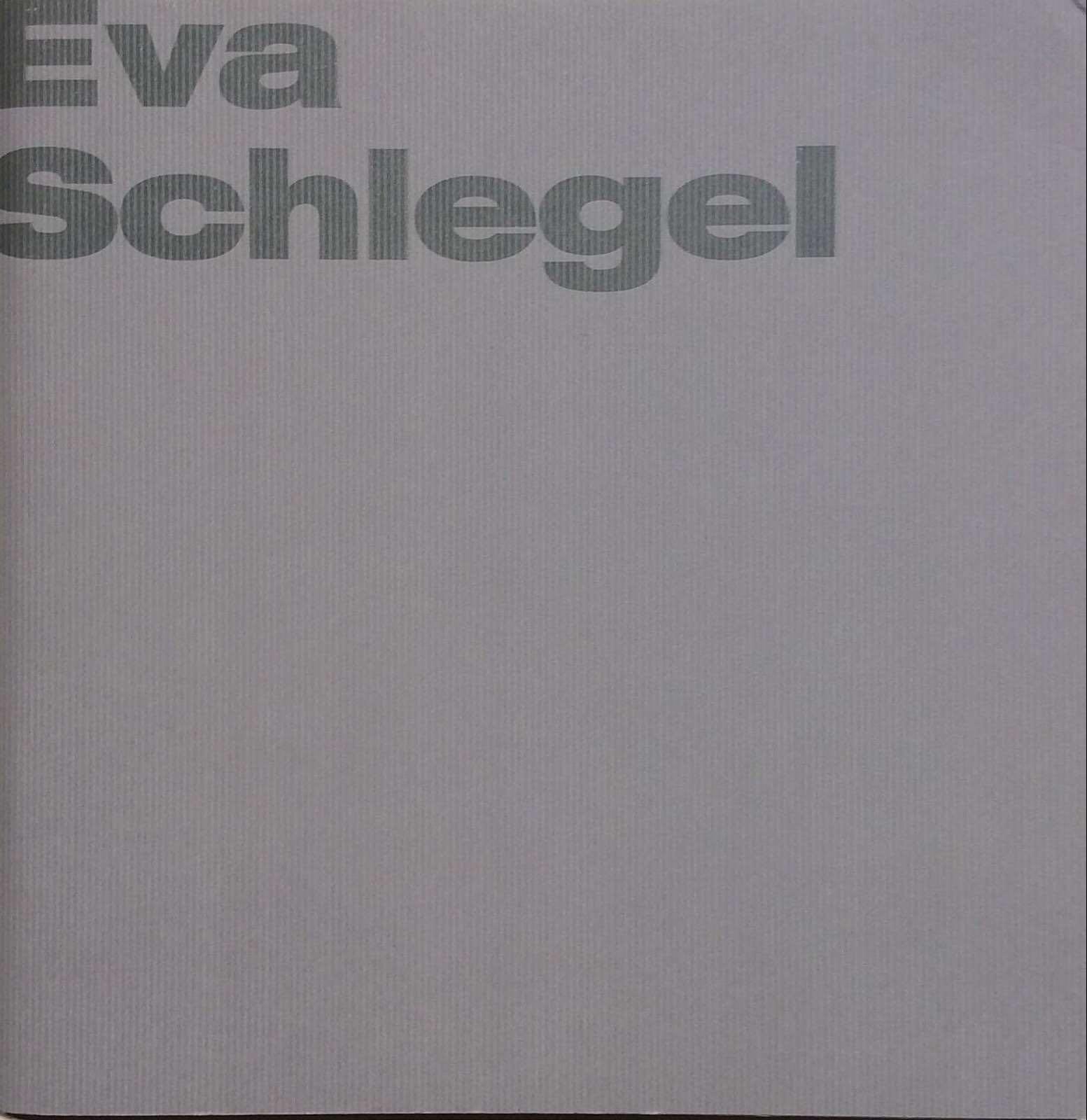 Bjerregaard, Galleri Bo & Eva Schlegel. Nye værker