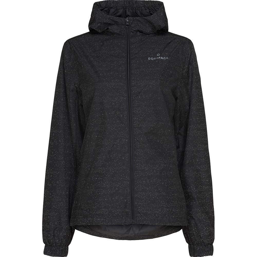 Equipage Eira regn/refleks jakke