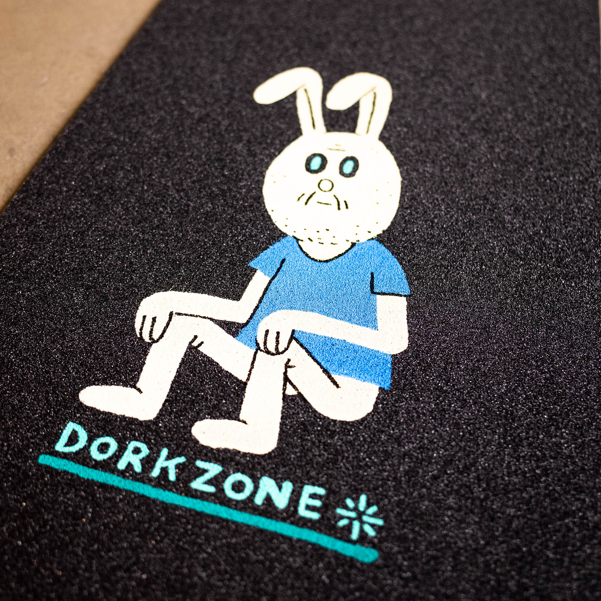 Dorkzone Hand Painted Griptape