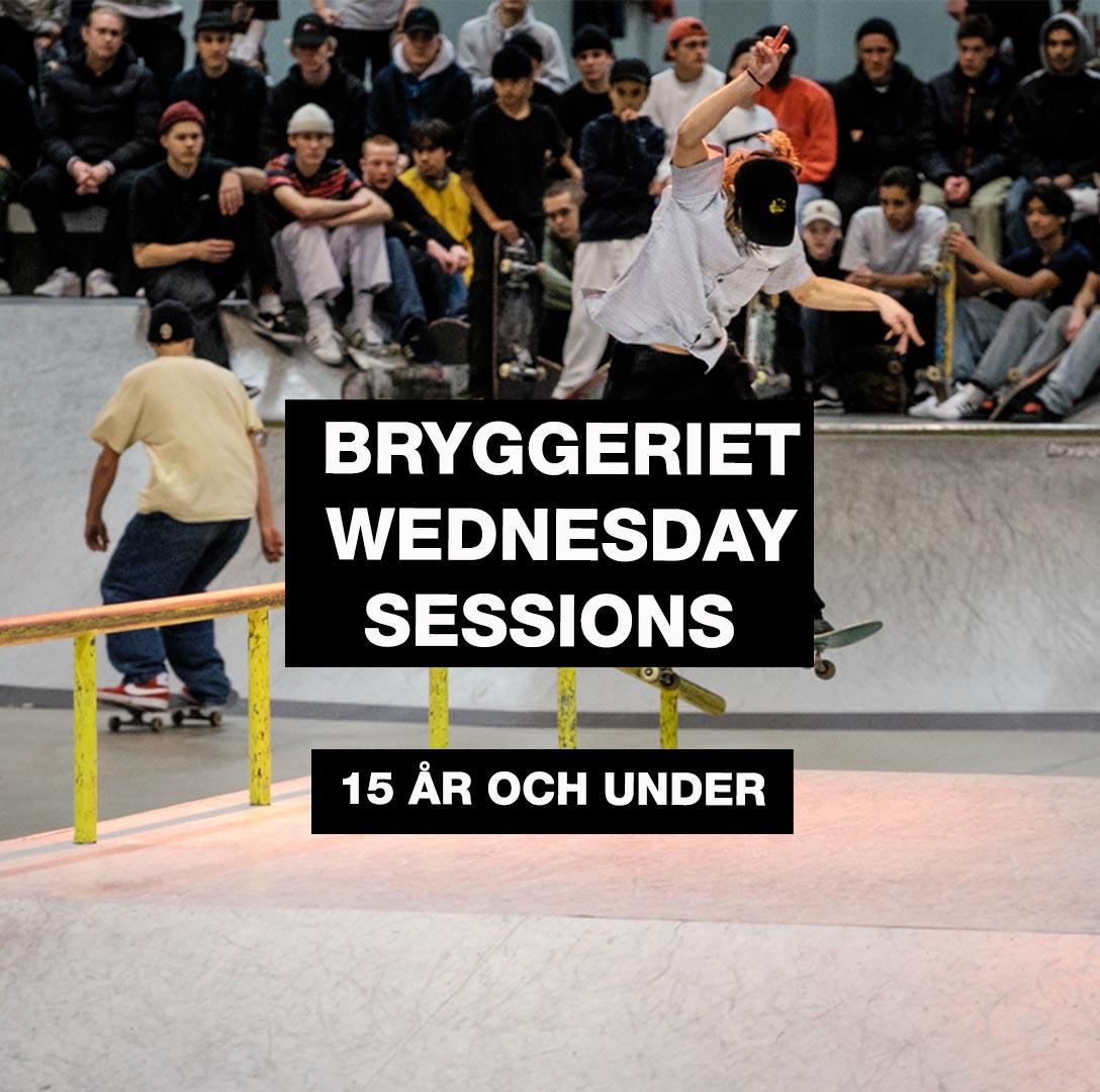 Bryggeriet Skatepark Onsdag 2/12