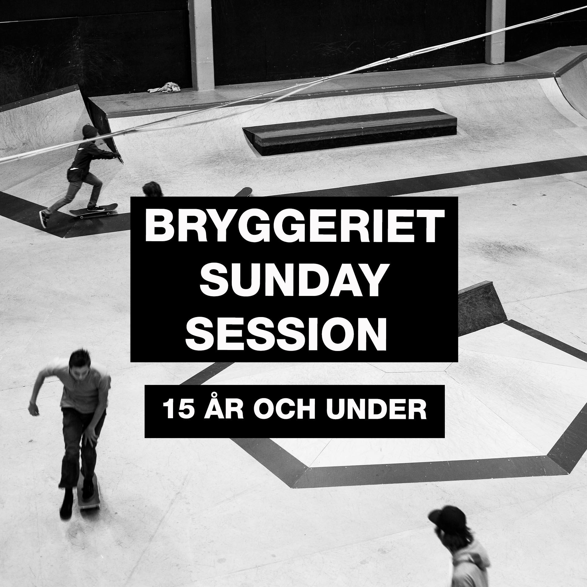 Bryggeriet Skatepark Söndag 29/11