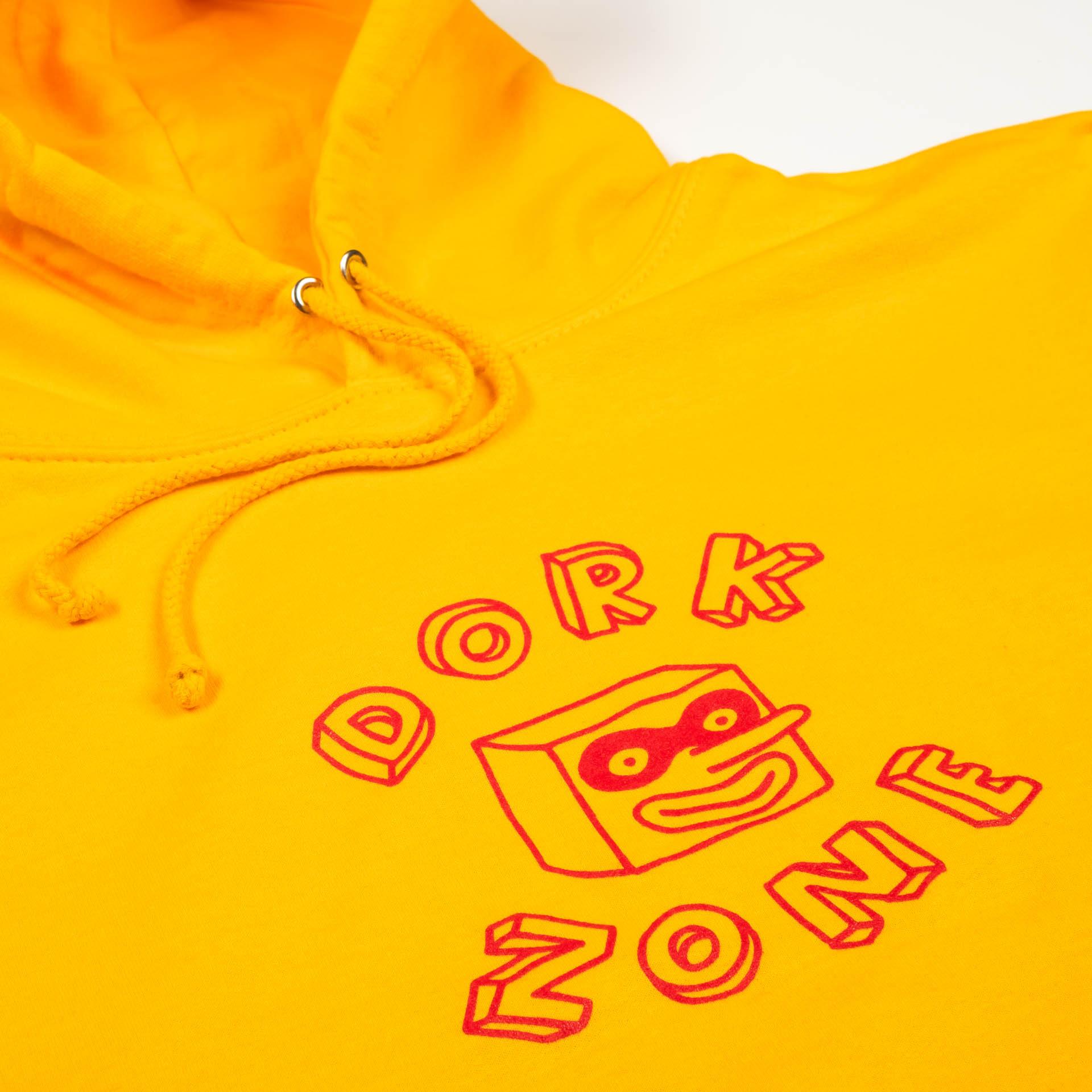 Dorkzone Boxhead Hoodie