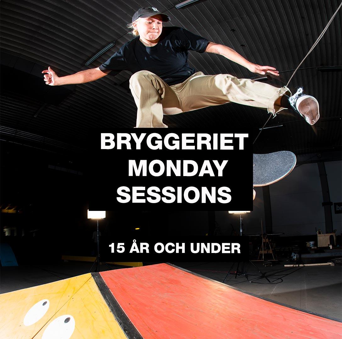 Bryggeriet Skatepark Måndag 30/11