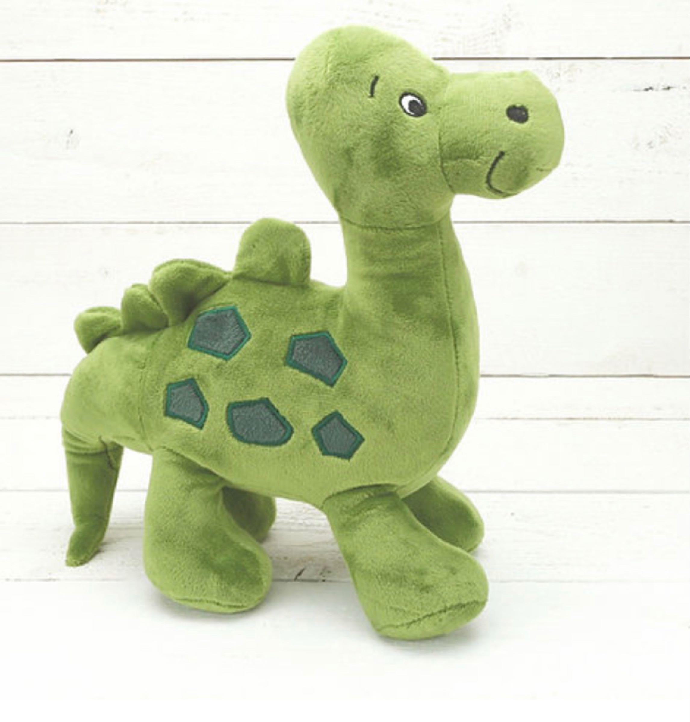 Jomanda Green Dinosaur 26cm