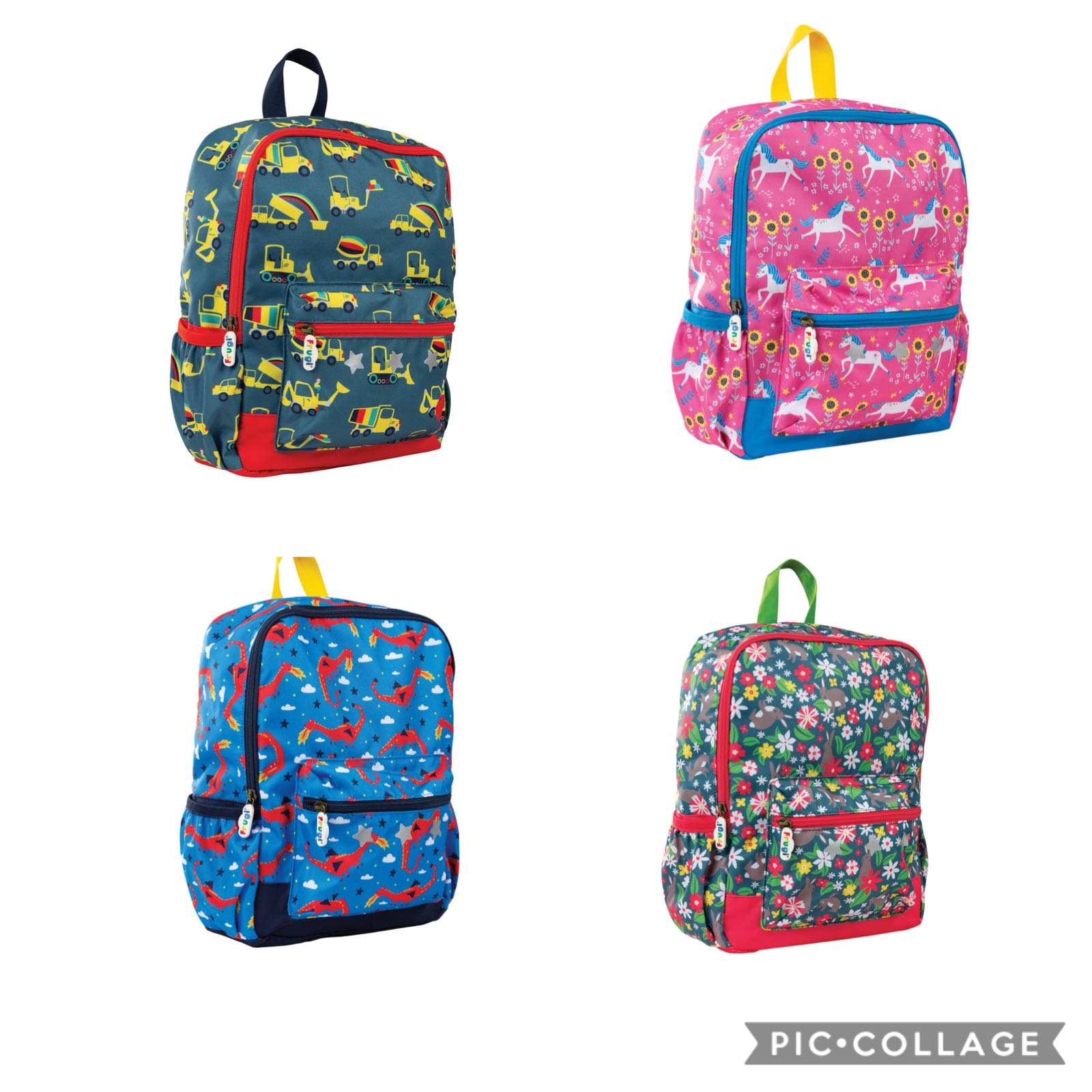 Frugi Adventurers Backpack