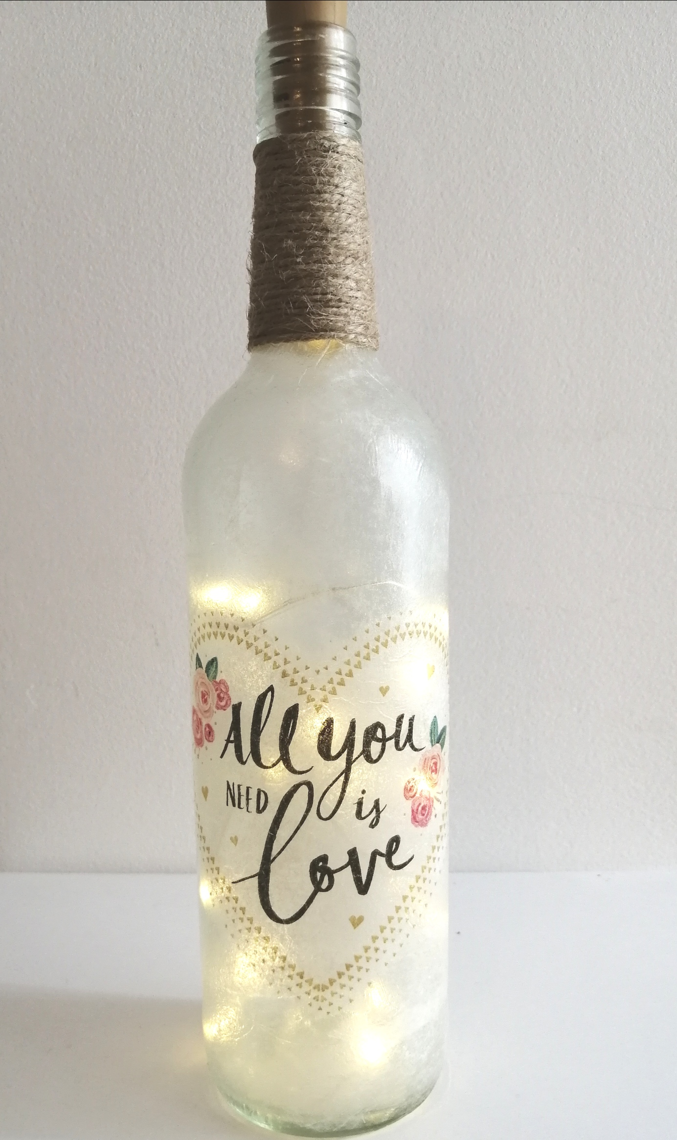 Wedding Range - Bottles