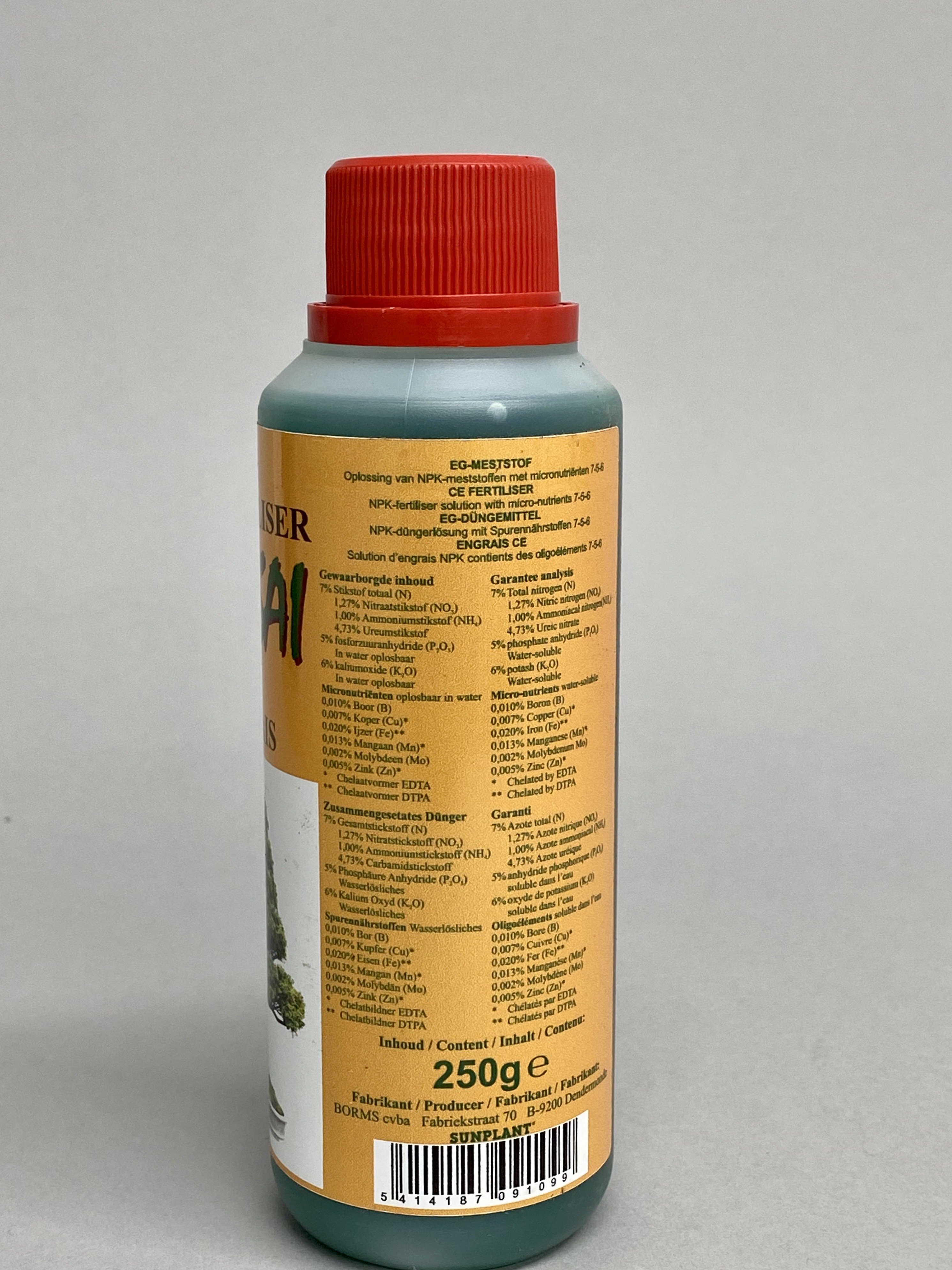 Bonsai Liquid Fertiliser