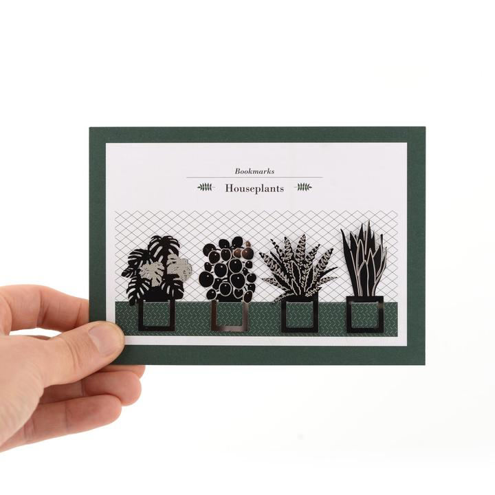 Leafy Bookmarks