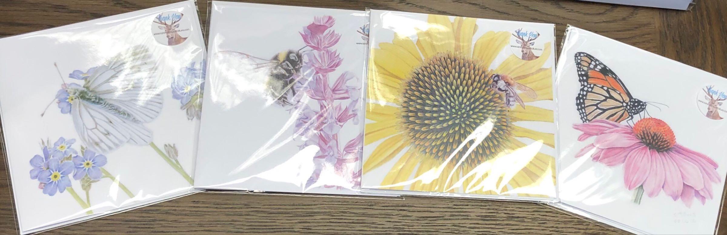 Sarah Rees greeting cards