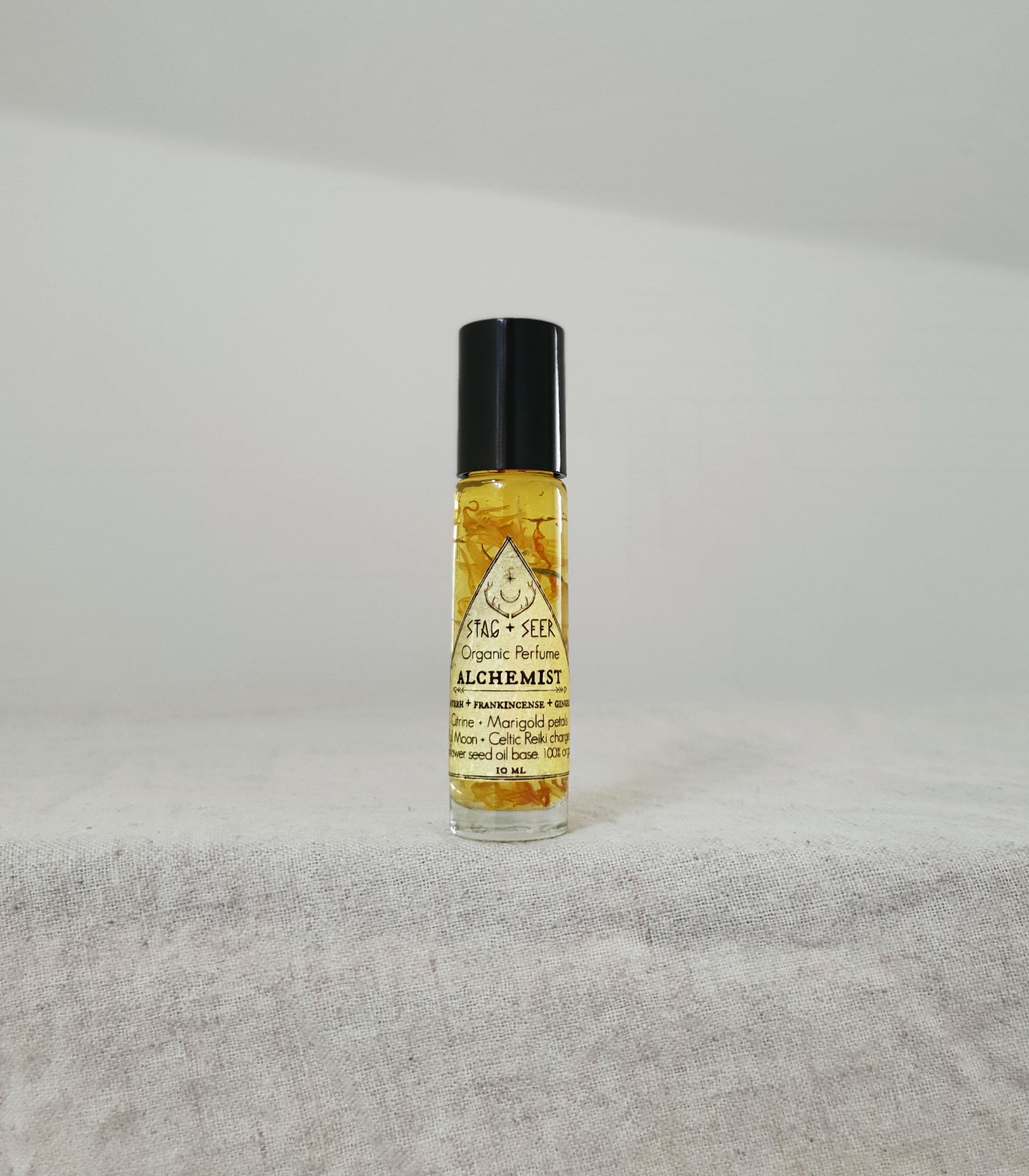 Alchemist Sacred Oil