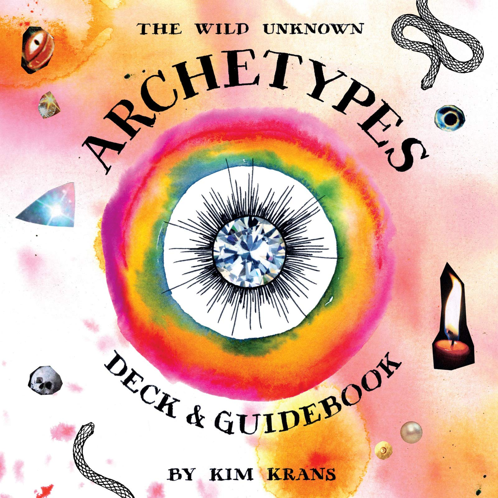 The Wild Unknown Archetypes Deck & Guidebook
