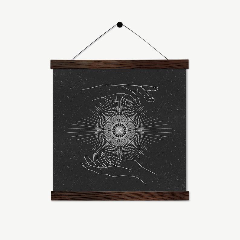 Creative Energy Print