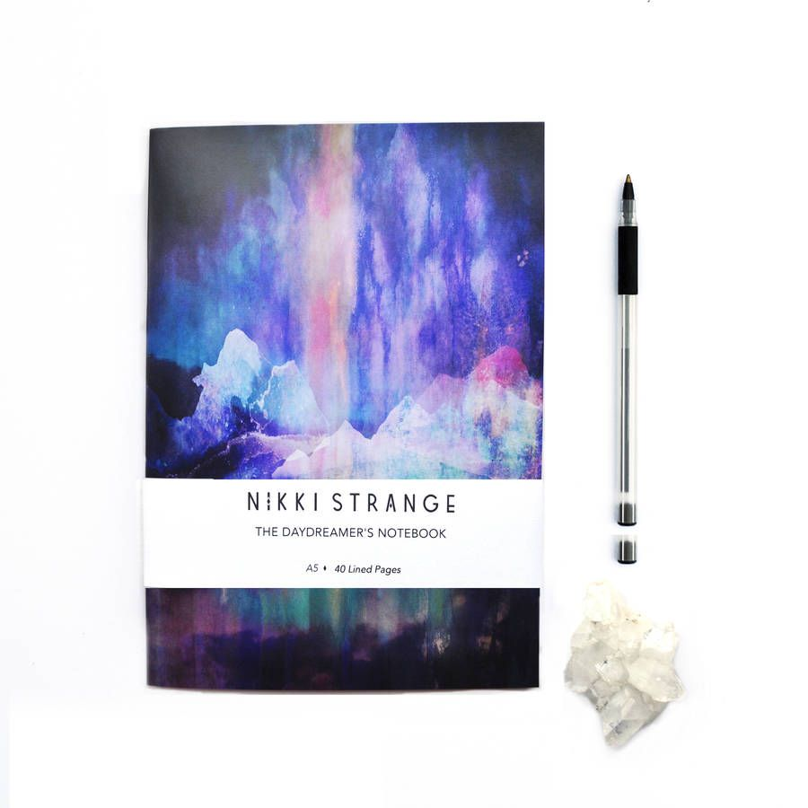 Northern Lights Notebook