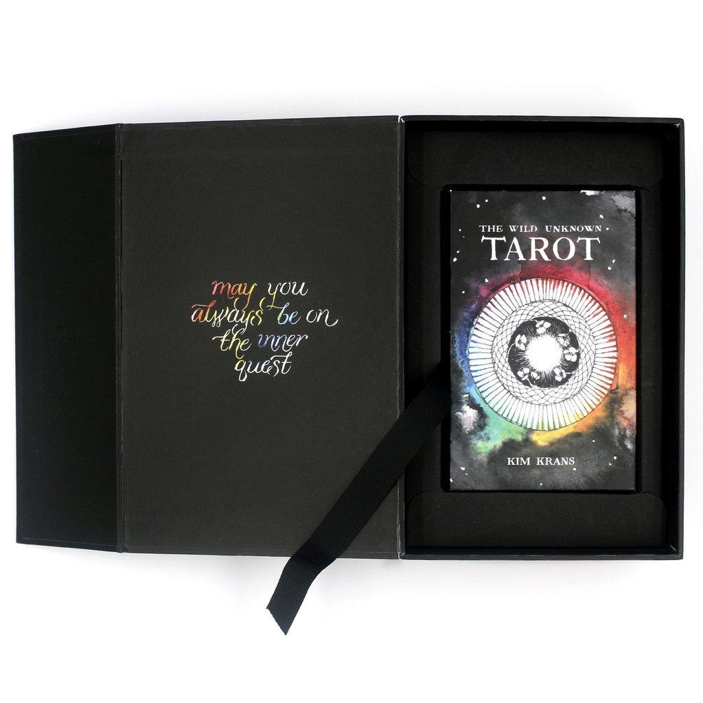 The Wild Unknown Tarot Boxset